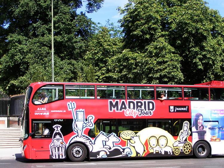 Información práctica sobre Madrid