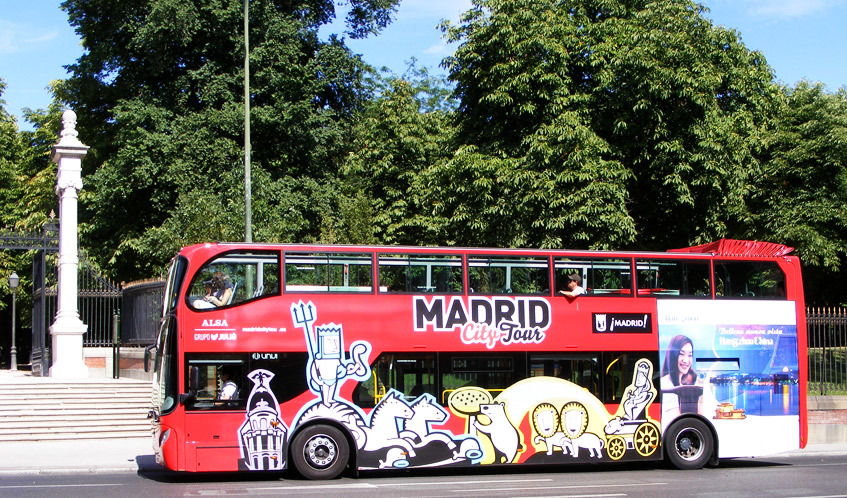 Madrid city guide – practical information