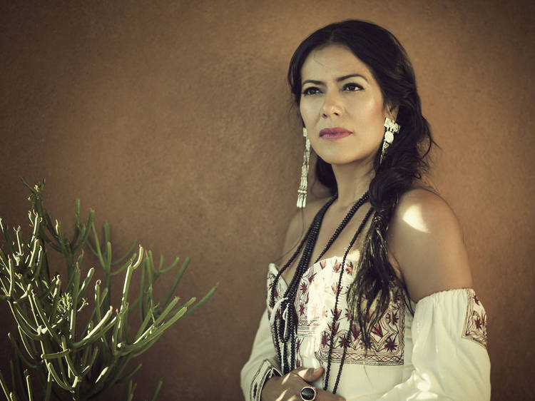 Lila Downs + Orkesta Mendoza