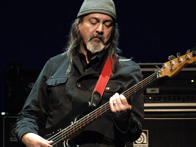 Bill Laswell Residency