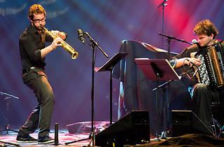 46 Voll-Damm Festival Internacional de Jazz de Barcelona: Émile Parisien-Vincent Peirani