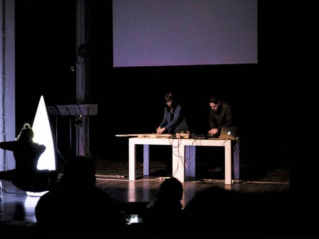 Festival Mixtur 2014: Ensemble Taller Sonoro