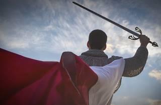 Sant Jordi 2014: La llegenda de Sant Jordi