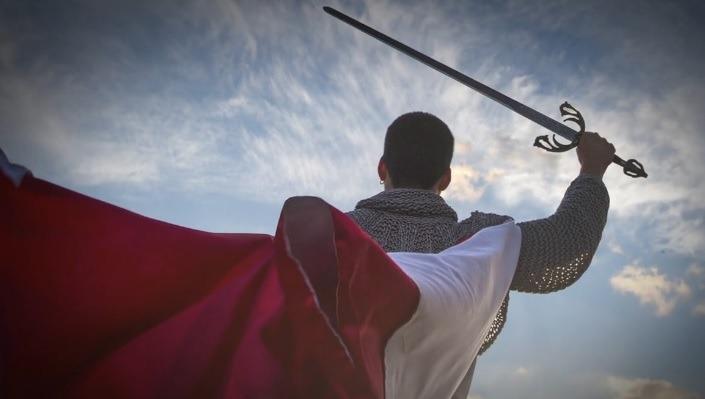 The Legend of Sant Jordi