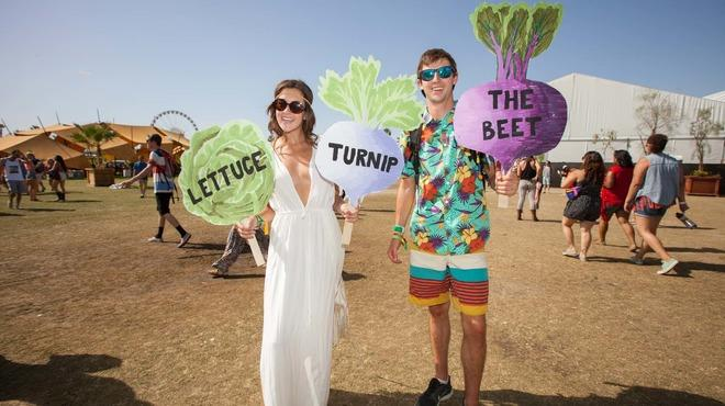 100 best photos from Coachella