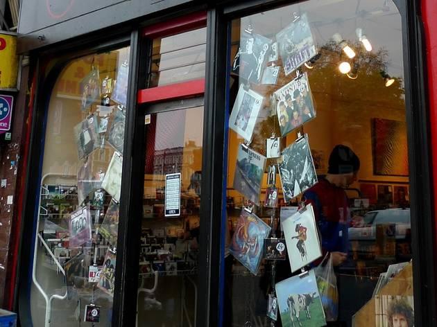 Shop: Rat Records