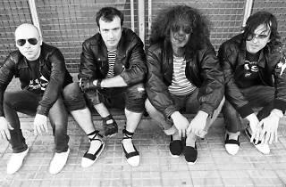 Tinta Sonora. Músicos y escritores: Ramones - George Dubose + Ignacio Julià + Cretins