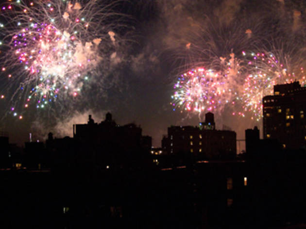 Free things to do on New Year's Eve