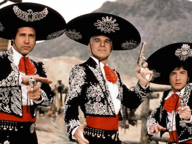 Cinco De Mayo with the ¡Three Amigos!