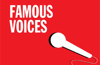 Famous voices