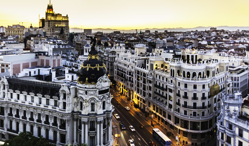 Top Madrid attractions