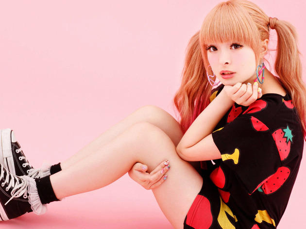 Exclusive video: Kyary Pamyu Pamyu goes Pop