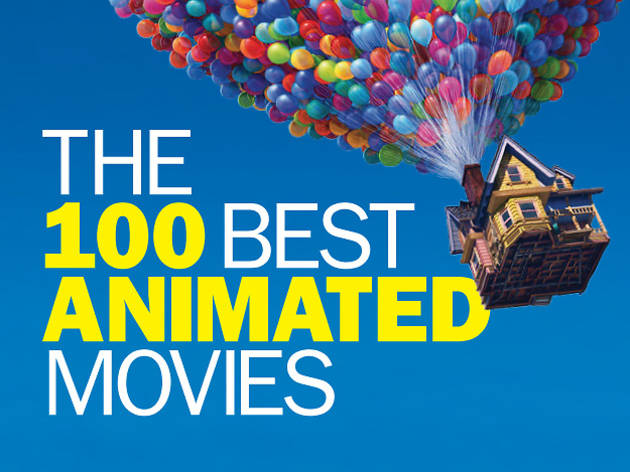 The 100 best animated movies - logo 150x113
