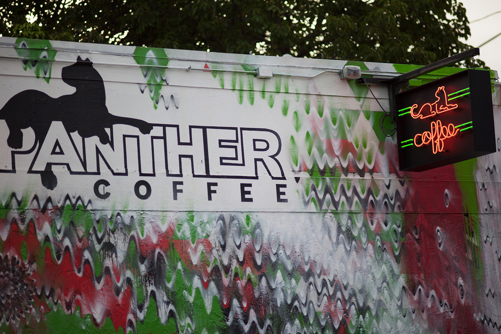 Panther Coffee, Restaurants and cafes, Miami