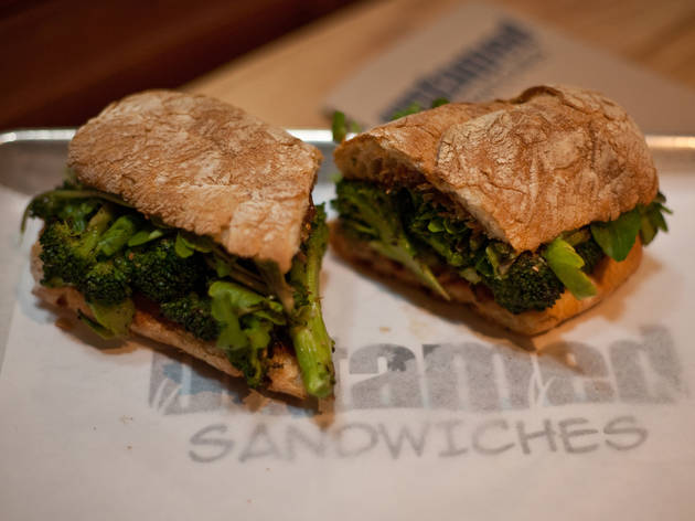 Sheemakers Bounty at Untamed Sandwiches