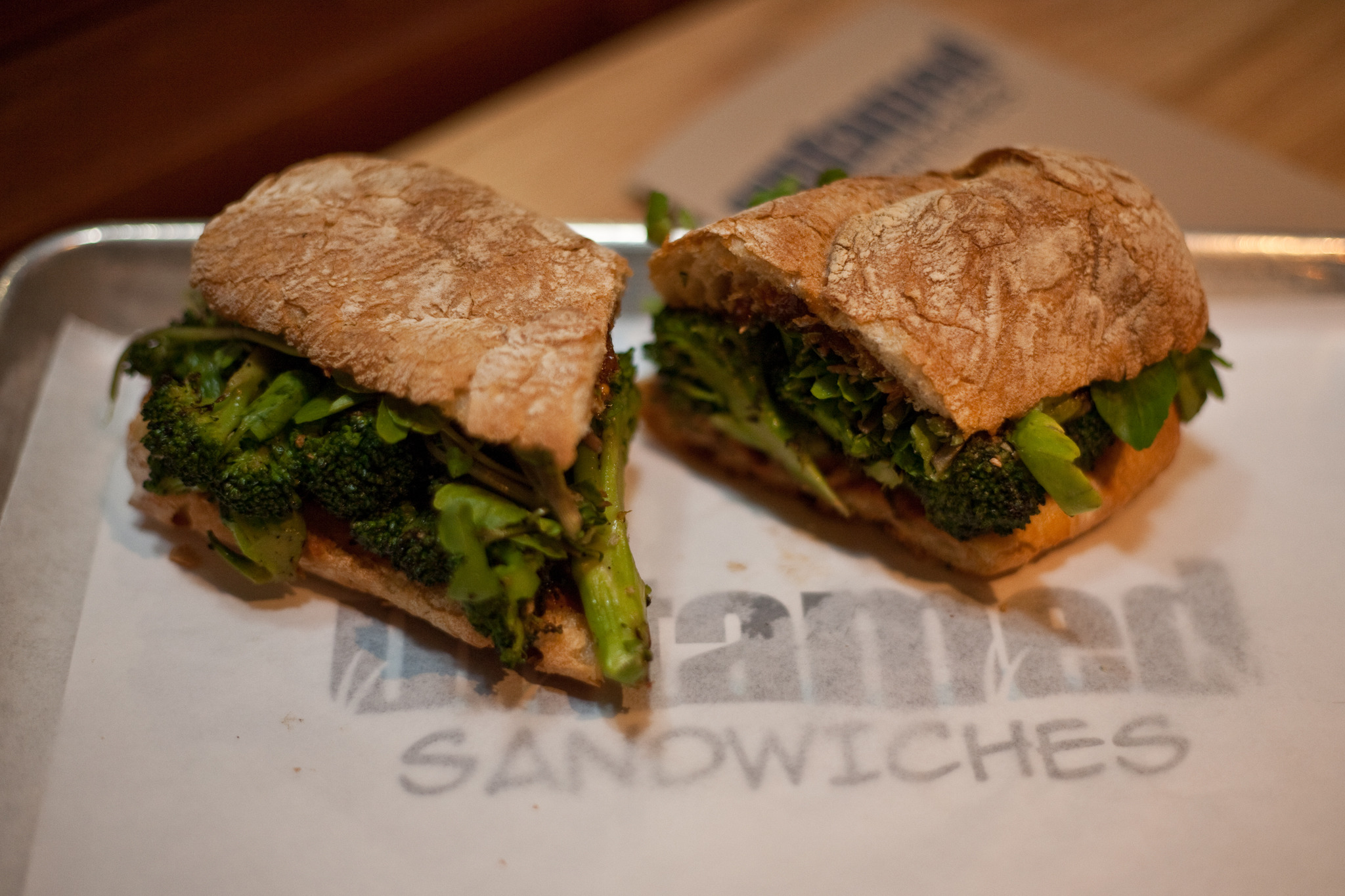 Untamed Sandwiches