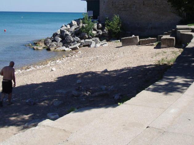 Juneway Terrace Beach
