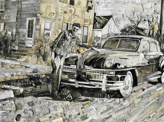 "Vik Muniz, ""Album"""