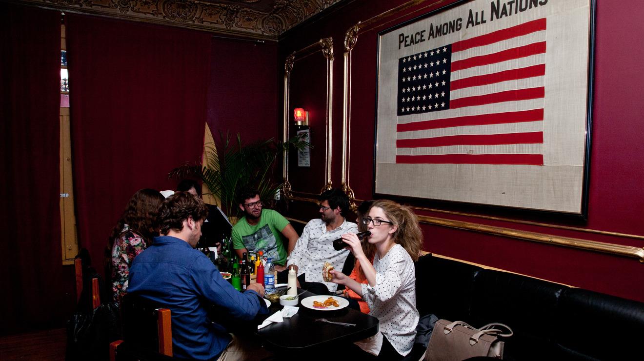 Estados Unidos: Legión Americana