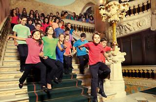 Cor Infantil de l'Orfeó Català: My favorite things