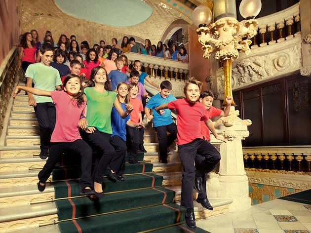 Special Sant Jordi choir concert