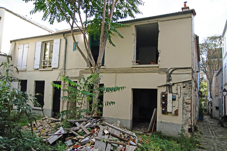 La Maison Hantée 5 bars à inventer à Paris