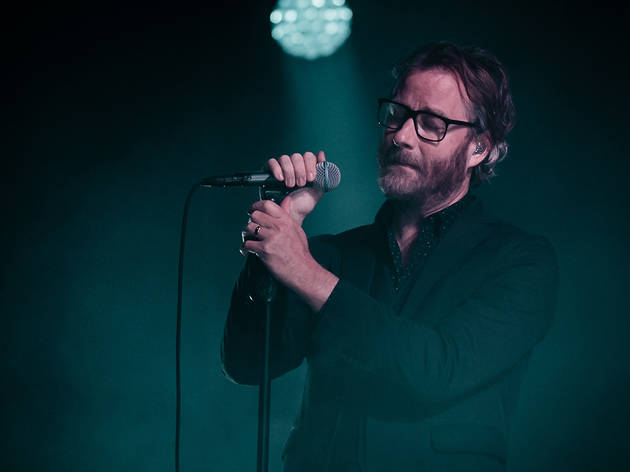 The National at Chicago Theatre