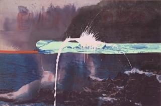 Julian Schnabel ('Grotto', 2013)