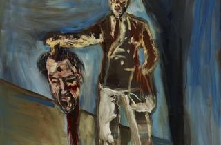 Julian Schnabel ('David and Goliath', 2011)