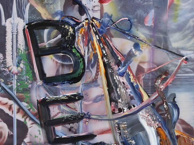 Julian Schnabel ('Untitled (BEZ)', 2011)