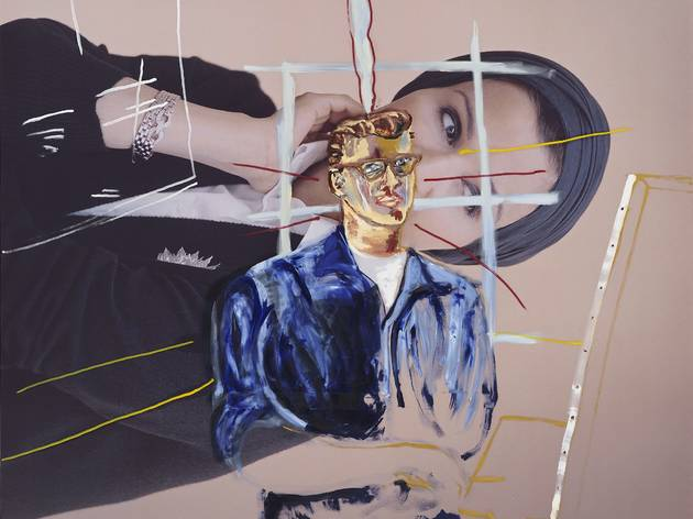 Julian Schnabel ('The Unknown Painter and The Muse He Will Never Meet', 2004)