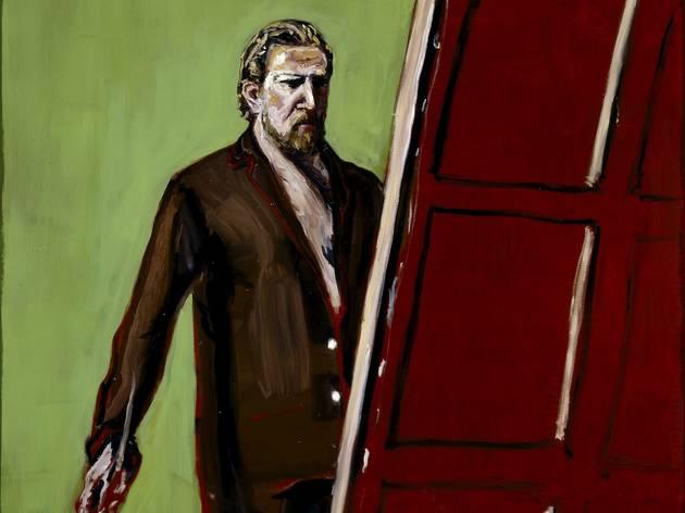 Julian Schnabel ('Untitled (Self Portrait)', 2004)