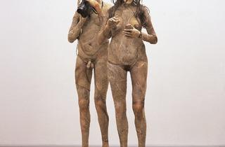 Pawel Althamer ('Monika and Monika', 2002)