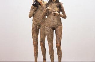 Pawel Althamer ('Monika and Monika', 2002)