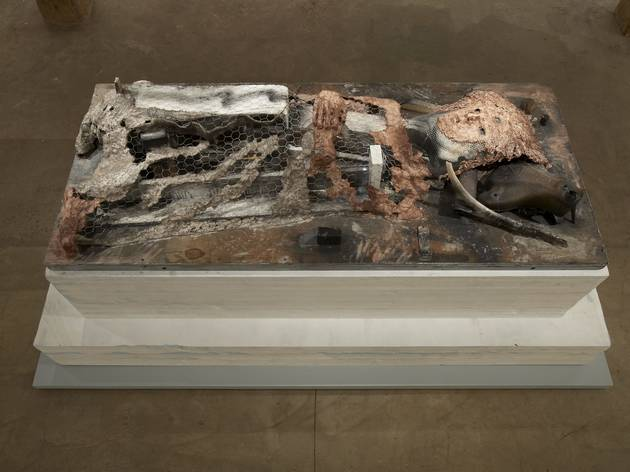 Huma Bhabha  ('The Immortal Story', 2007)