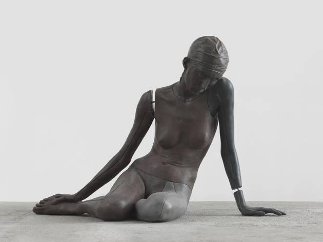 Ugo Rondinone ('nude (xxxxxxxxxxx)', 2011)
