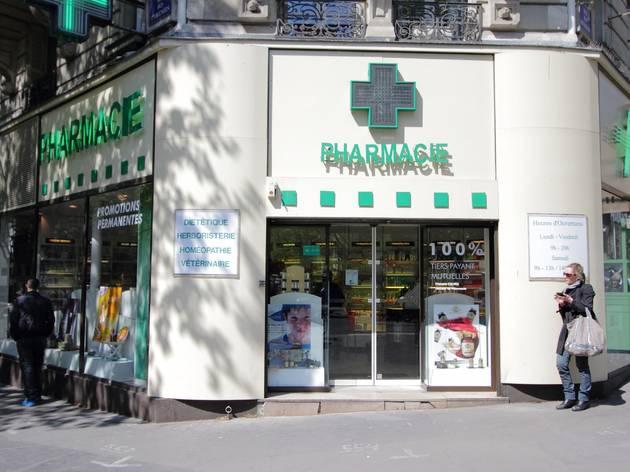 Pharmacie bars à inventer Paris