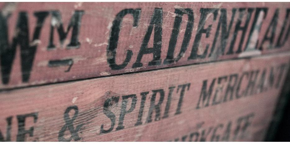 Cadenhead's Whisky Shop & Tasting Room
