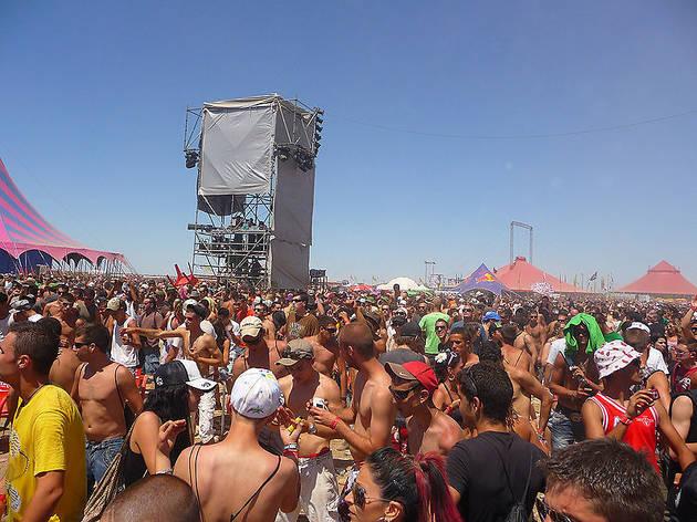 Monegros Desert Festival 2014