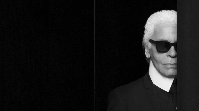 "Karl Lagerfeld: ""Trato de no tomarme muy en serio"""
