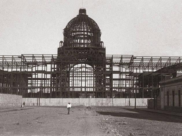 La otra ciudad (Foto: Cortesía Museo Archivo de la Fotografía)