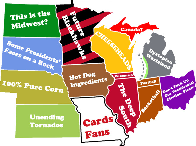 map of midwest states in usa with How Chicago Sees The Midwest How The Midwest Views Chicago on Midwest Markets Coverage Area further Map Semifinalist Hyperloops Us besides 34355 likewise Minnesota in addition Dibujos De Batman Para Calcar.