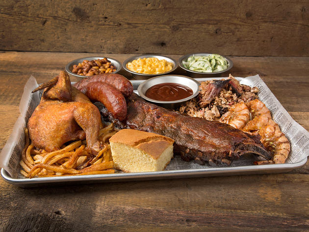 Old Crow Smokehouse is a new barbecue spot in Lakeview.