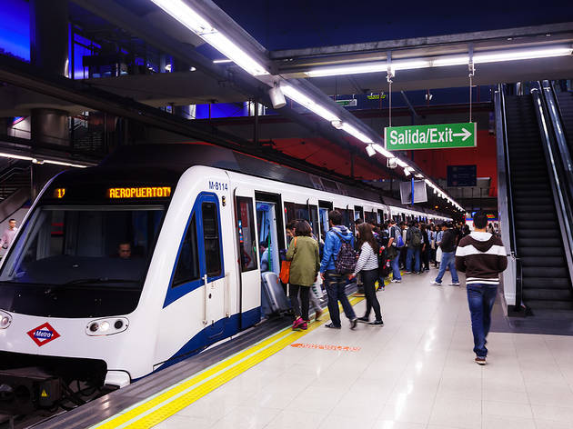 Madrid transport – getting around in the Spanish capital