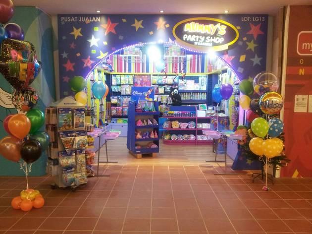 Mummy's Party Shop