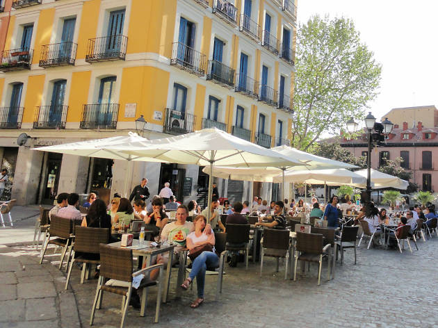 Best Restaurants In La Latina Madrid