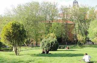 Jardines de las Vistillas
