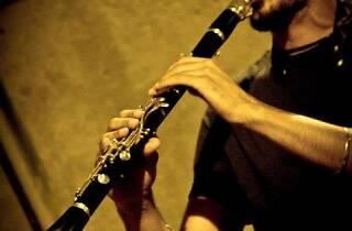 Apero jazz with Kyekyeku and Tommi Quinci