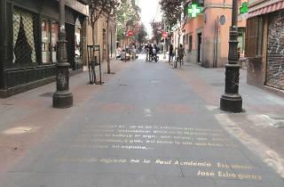 Barrio de las Letras
