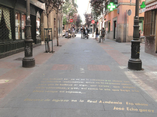 madrid area guide barrio de las letras